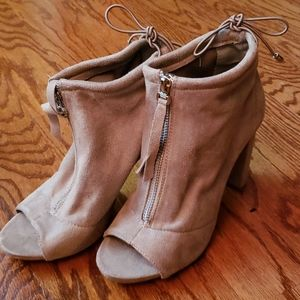 Shoes - Slouch booties